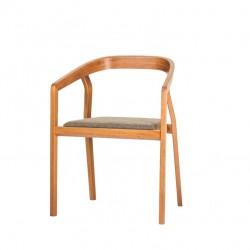 Fotel tapicerowany ONE