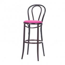 Krzesło barowe 18 tapicerowane wysokie lub niskie