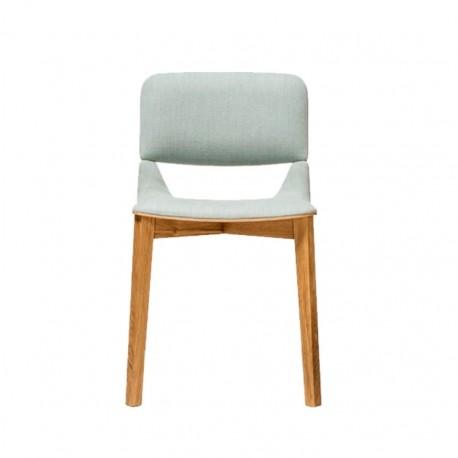 Krzesło LEAF tapicerowane