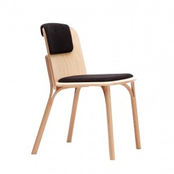 Krzesło SPLIT tapicerowane