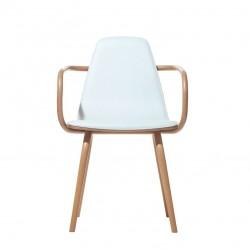 Fotel TRAM tapicerowany