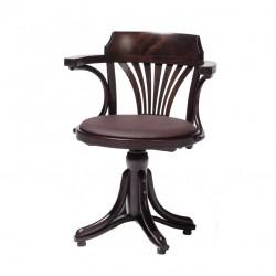 Krzesło obrotowe KONTOR 523 tapicerowane