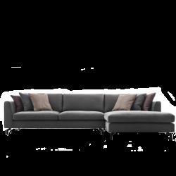 Sofa narożna LINATE