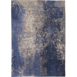 Niebieski Dywan Nowoczesny ABYSS BLUE