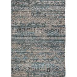 Wielokolorowy Nowoczesny Dywan - ZEMMURI BLUE