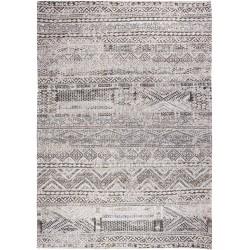 Biały Nowoczesny Dywan - MEDINA WHITE