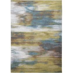 Wielokolorowy dywan nowoczesny - NENUPHAR BRONZE